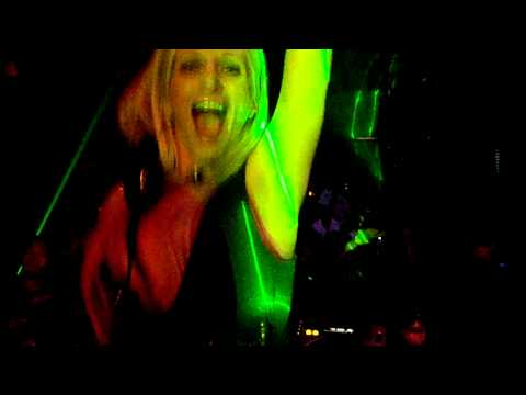 Dj Sabrina Terence live in Bangkok the Club