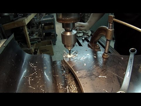 Rotary Welding Table Build Part 1