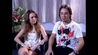 Ultima entrevista SANDY & JUNIOR 2007