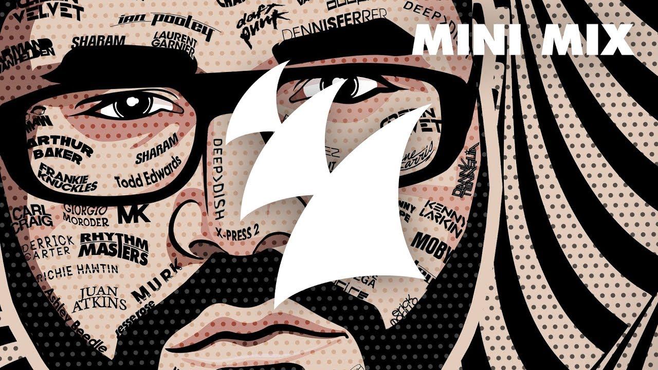 Junior Sanchez - Under The Influence (Mini Mix, Pt. 2)