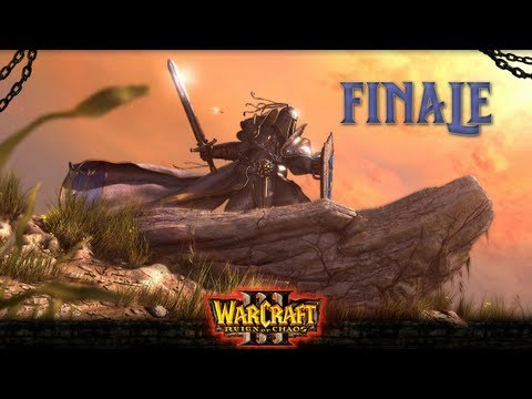 WarCraft III Reign of Chaos Hard - Альянс Финал - Фростморн