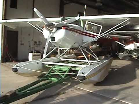 Skyharbor Seaplane Base, MN Rev1 Video