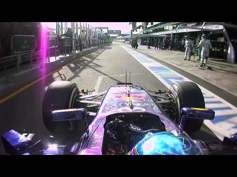 2014 FORMULA 1 ROLEX AUSTRALIAN GRAND PRIX - Race Highlights