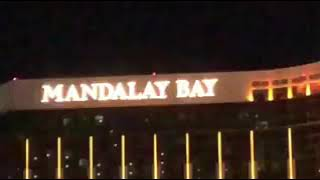 Mandalay Bay Shooting Las Vegas Shooting Starts At 6 Secs-20 Dead Incl Several Police +100 Hit