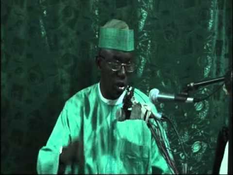 Lecture Umar Sani Fagge video