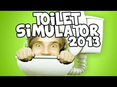 Toilet Simulator 2013, Robot Vaccum Simulator 2013 & Curtain Simulator 2013