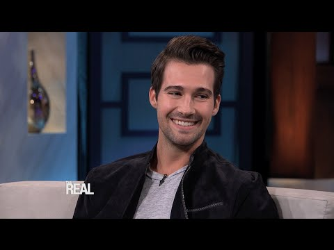 James Maslow's Perfects His British Accent