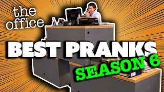 BEST PRANKS (Season 6) - The Office US