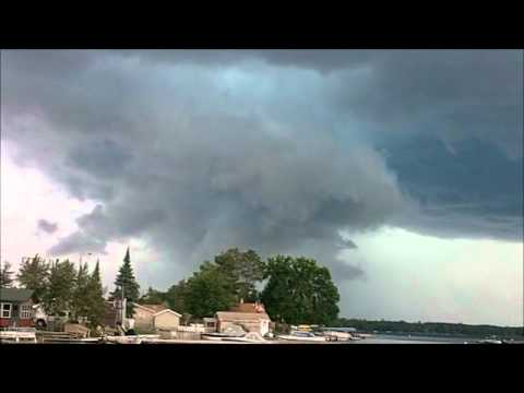 Wall Cloud Crane Lake MN 6.18.2012.wmv