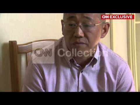 NORTH KOREA: KENNETH BAE - SEND SOMEBODY