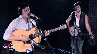 "Mumford & Sons - ""Where Are You Now"" (Live at WFUV)"