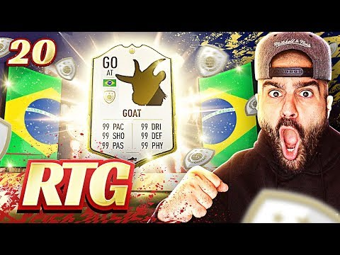OMG WE GOT OUR FIRST ICON! #FIFA20 Ultimate Team Road To Glory #20