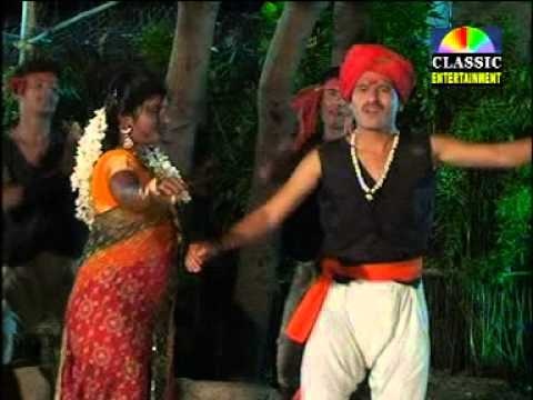 Lavili Tu Maya Malah - Marathi Lavani Songs - Marathi Tuljapur Songs video