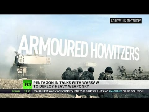 Pentagon, Poland in talks to send heavy artillery to Eastern Europe