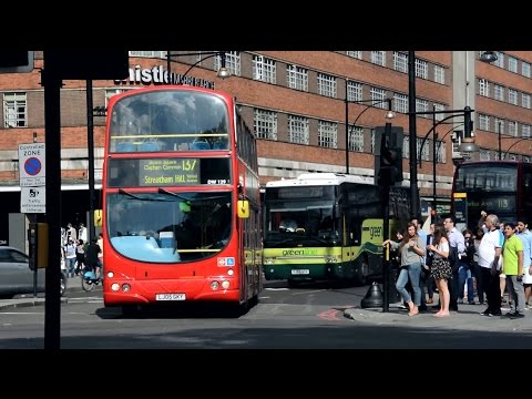 London bus strike: Commuters and tourists face 24-hours of travel misery