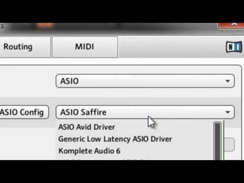 Maschine Setup Tips - Configuring audio and midi settings