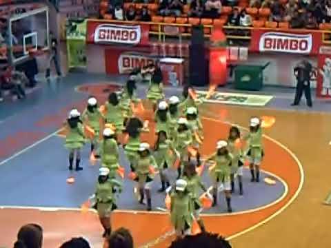 Intercolegial de Baile Honduras 2008