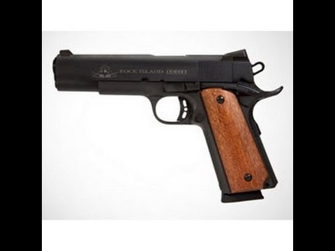 Rock Island Armory 1911 Tactical Low Cost 1911