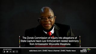 The State Capture Inquiry: 10 July 2020 - PT1