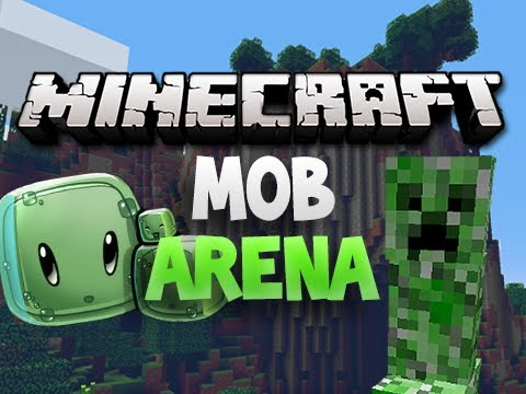 Minecraft Mob Arena