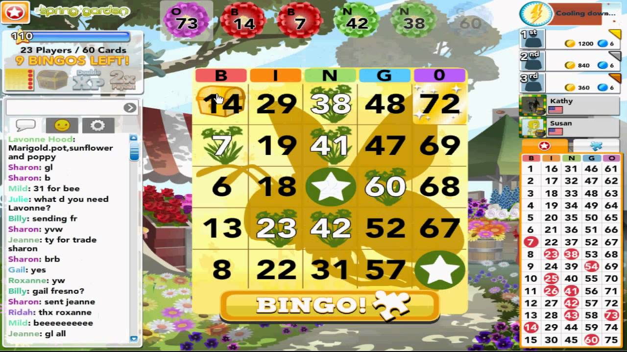how to play bingo blitz as a guest