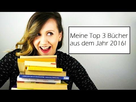 MEINE TOP 3 BÜCHER 2016 | ANNE´S LEBEN
