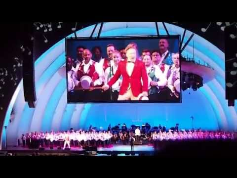 Conan O'Brien (The Simpsons Take The Hollywood Bowl)