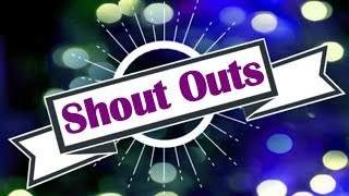 Shout Outs | These channels need more Subscribers!