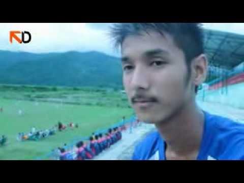 Hemanta Thapa Nepal Under 16 Football Team Captain Interview