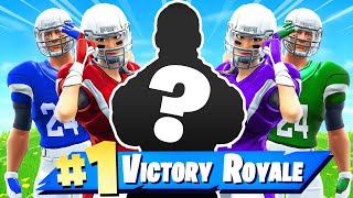 RANDOM NFL SKIN CHALLENGE In Fortnite