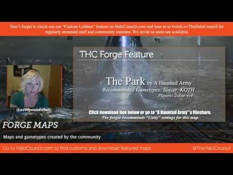 Molly's Forge Pick: The Park by A Haunted Army