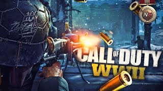 17 Kills in 1 SND Game and Entering 2nd Prestige! (Call of Duty:WW2)