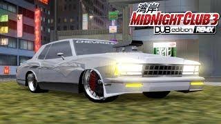 Um Carro Classudo, Monte Carlo 78 - Midnight Club 3 DUB Edition Remix
