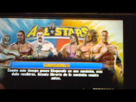 psp-wwe all stars review