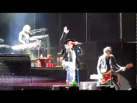 Guns N'Roses Mallorca 2012 - You Could be Mine con Izzy Stradlin