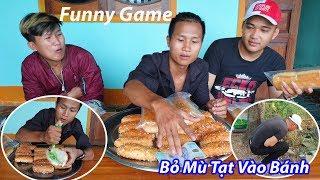 Black - Funny Game - Troll Team Nguyễn Lên Ăn Bánh Ngọt Kẹp Mù Tạt ( Tiến Black Phản Dame )