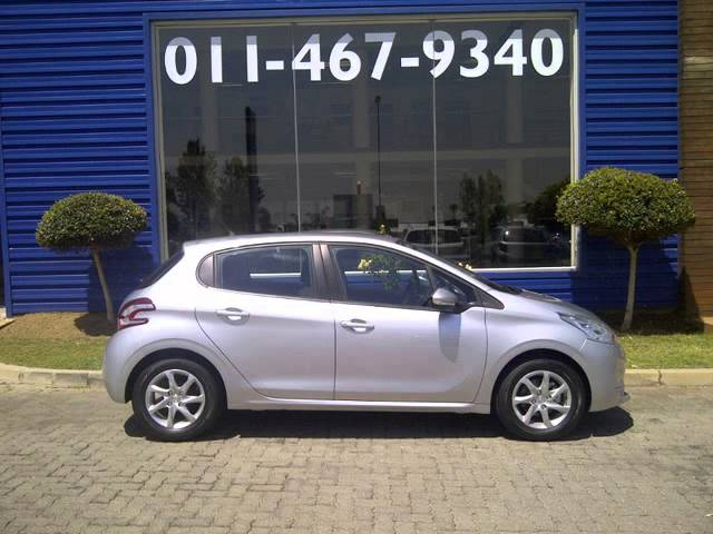 2015 PEUGEOT 208 Peugeot 208 1.2 Vti Active Auto For Sale On Auto Trader South Africa