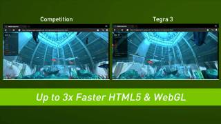 NVIDIA Tegra 3_ Side by Side Comparisons