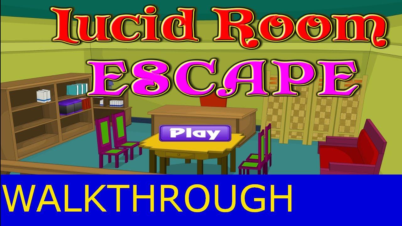 Foyer Room Escape Walkthrough : Lucid room escape walkthrough youtube