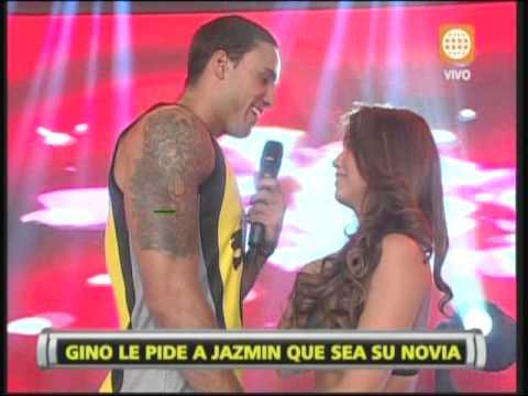 Gino Assereto se declara a Jazmín Pinedo