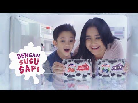 Iklan Cimory Mini Yogurt - Kulkas, Prilly Latuconsina 30sec (2017)