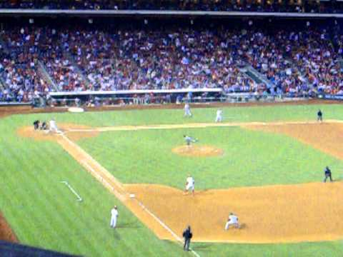 Raul Ibanez Grand Slam Philadelphia Phillies vs. St. Louis Cardinals 09/17/2011