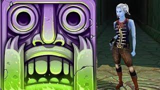 Temple Run 2 SPOOKY SUMMIT – Halloween Update iPad Gameplay HD #3