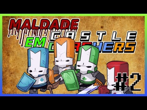 Maldade Em Castle Crashers