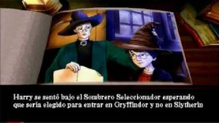 Harry Potter Y la Piedra Filosofal Intro Playstation One