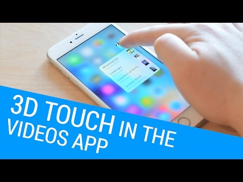 Tip: Using 3D Touch in the Stock Videos App