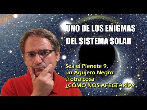 ¿Y si el Planeta 9 fuera un Agujero Negro? Nueva teoría para un enigma del Sistema Solar
