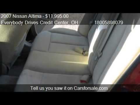 2007 Nissan Altima 2.5 S - for sale in Upper Sandusky, OH 43