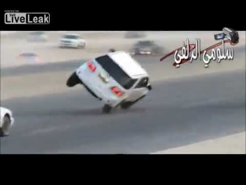 Crazy Motorway Drivers - Saudi Arabia Music Videos