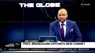 Zimbabwe's new cabinet, a hit or a miss? - Ephert Musekiwa